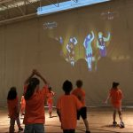 Summer learning camp - physical activity